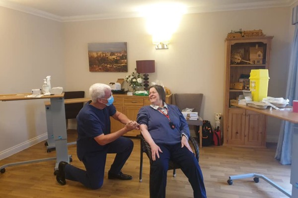 Care Home Covid-19 Vaccinations